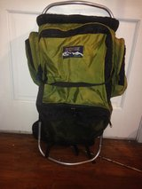 Jansport metal frame hiking backpack in Warner Robins, Georgia