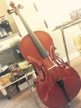 Crescent 4/4 Cello - Like New in Bolling AFB, DC
