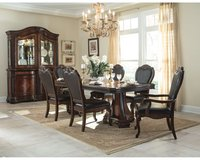 Edinburgh Dining Set complete including Delivery & Set-Up - Monthly Payment Plans in Grafenwoehr, GE