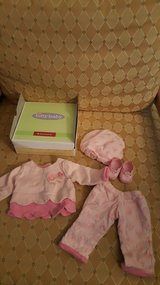 American girl bitty baby pink outfit in Joliet, Illinois