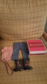 American girl saiges parade outfit new in Joliet, Illinois