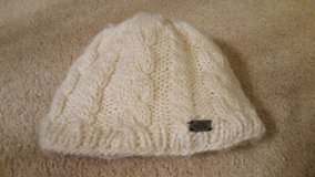 North Face Winter Cream White Hat in St. Charles, Illinois