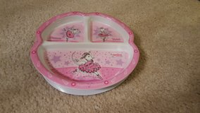 Angelina Ballerina Plate in Bartlett, Illinois