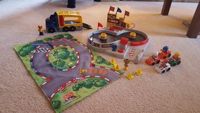 Fisher Price Race Track with Car Carrier in Naperville, Illinois