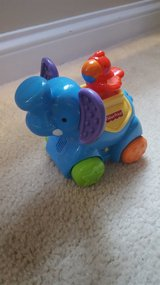 Fisher Price Moving Elephant in Naperville, Illinois