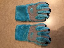 North Face Gloves (girls size L-XL) in Chicago, Illinois