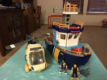 Imaginext Boat & Helicopter in Chicago, Illinois