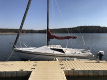 1977 American Fiberglass American 21 sailboat in bookoo, US