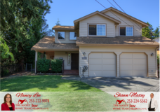 **PRICE REDUCED** Fircrest Charmer with Covered Front Porch in Tacoma, Washington