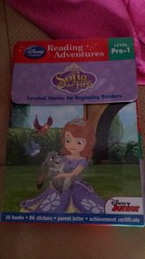 Learn to Read with Sofia the First in Ramstein, Germany