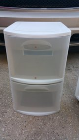 Sterlite large 2 drawer container in Kingwood, Texas
