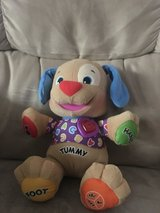 Fisher price laugh and learn dog in Bartlett, Illinois