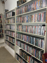 CD/DVD/VHS Assortment in Leesville, Louisiana