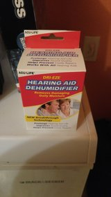 Hearing aid dehumidifier in Colorado Springs, Colorado
