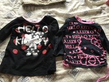 Long sleeve hello kitty T shirts in Okinawa, Japan