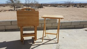 Tv trays in Yucca Valley, California