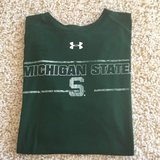 UnderArmour Michigan State Dry Fit T-Shirt Medium in Oswego, Illinois