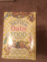 Baby food book in Perry, Georgia