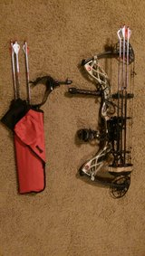 2014 Bowtech Carbon Overdrive in Rolla, Missouri