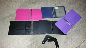 3 ring binders in Houston, Texas