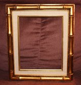 Gold colored craft frame in Fort Campbell, Kentucky