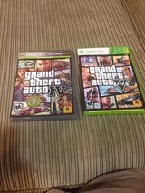 xbox 360 grand theft auto 4 and 5 in Okinawa, Japan