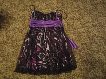 Women's/Junior  Short Formal Prom/Pageant Dress Size Medium in Fort Benning, Georgia