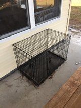 Cage for large dog in Beaufort, South Carolina