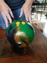 Bowling Ball in Aurora, Illinois