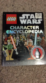 Lego Star Wars Character Encyclopedia in Naperville, Illinois