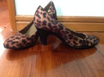 Animal print shoes/heels Size 8 in Bolling AFB, DC