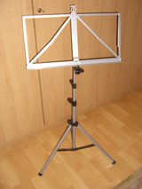 heavy duty music stand foldable with bag in Ramstein, Germany
