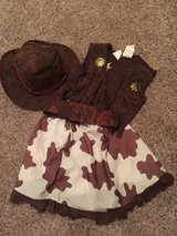 Cowgirl Dress-Up Outfit (size M) in Macon, Georgia