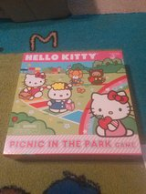Hello Kitty Picnic in the Park Game in Fort Campbell, Kentucky