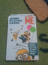 Despicable Me Playing Cards in Fort Campbell, Kentucky