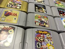 N64 Cart with over 300 GAMES! in Camp Pendleton, California