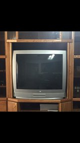 36 inch magnavox TV.  no remote. in Kingwood, Texas