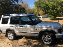 2004 Land Rover 4X4 Reduce Sale Was $6500 in Warner Robins, Georgia