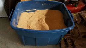 Box of sand in Clarksville, Tennessee