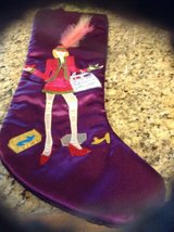 Christmas stocking. Shoes in Naperville, Illinois