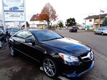 2014 Mercedes E350 AMG Sport Coupe AWD Certified in Stuttgart, GE