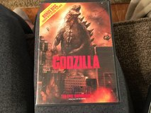 Godzilla DVD in Joliet, Illinois