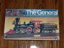 """1:25 Scale Locomotive Kit. """"The General"""" in Beaufort, South Carolina"""
