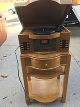Vintage style record player in Fort Carson, Colorado