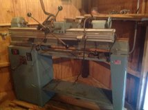 Delta Wood Lathe with stand in Hemet, California