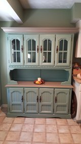Kitchen table and China hutch in Louisville, Kentucky
