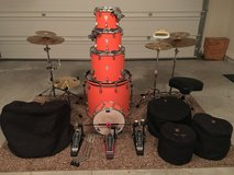 Orange County Drums And Percussion Drum Set in Savannah, Georgia