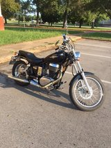 2007 Suzuki Boulevard S40 motorcycle in Huntsville, Alabama