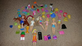 70+PIECE Polly Pocket Lot in Quantico, Virginia