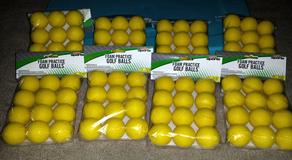 Foam practice golf balls. 12 per pack in Fort Campbell, Kentucky